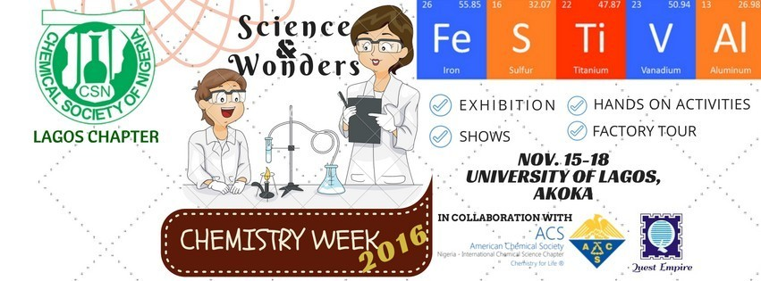 Chemistry Week 2016 Click here to download fyer